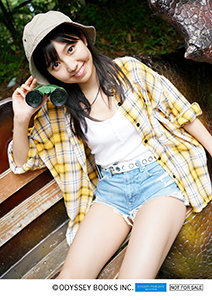 島倉りかファースト写真集「十九歳の夏」特典生写真e-LineUP!Mall02