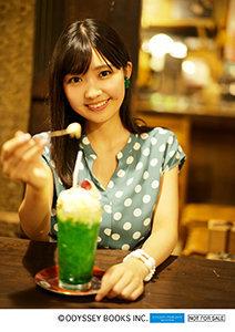 島倉りかファースト写真集「十九歳の夏」特典生写真e-LineUP!Mall03