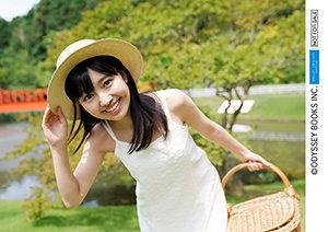 島倉りかファースト写真集「十九歳の夏」特典生写真e-LineUP!Mall04