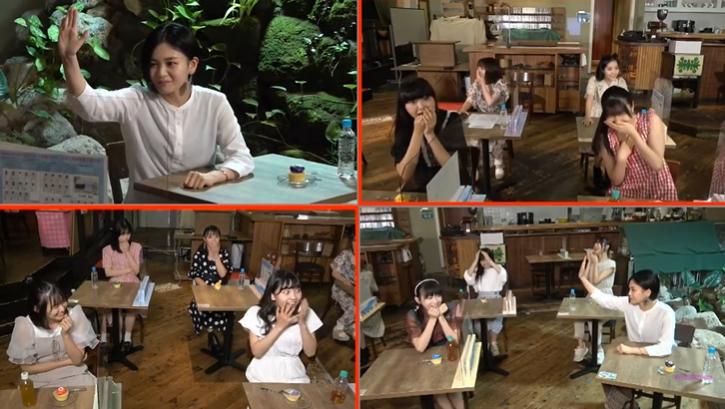 BEYOOOOONDSメジャーデビュー1周年記念~やってみよう!生配信~01