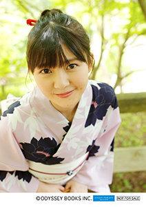 島倉りかファースト写真集「十九歳の夏」特典生写真ハロショ03