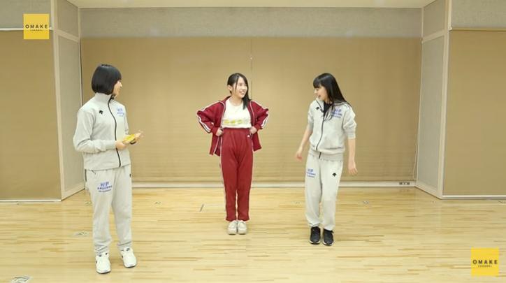 アンジュルム 上國料萌衣 vs 新メンバー 10番勝負 中編01