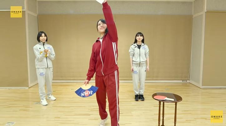 アンジュルム 上國料萌衣 vs 新メンバー 10番勝負 中編02