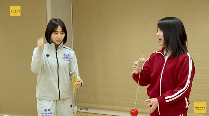 アンジュルム 上國料萌衣 vs 新メンバー 10番勝負 中編03
