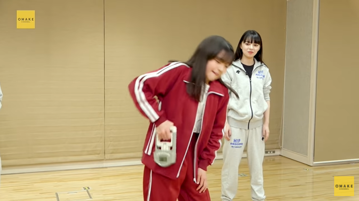 アンジュルム 上國料萌衣 vs 新メンバー 10番勝負 後編02