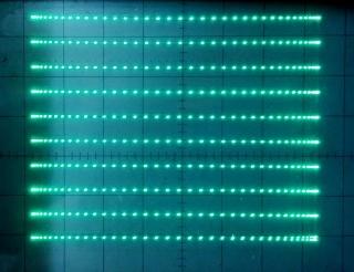 カーブトレーサテストアナログオシロ