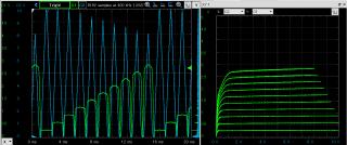 コレクタ電圧電流_XY表示