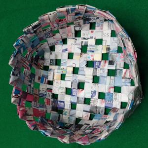 折り紙かごblog01