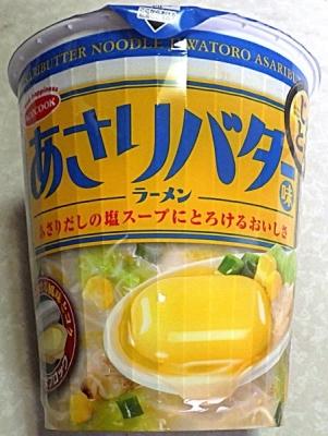 6/15発売 じわとろ あさりバター味ラーメン