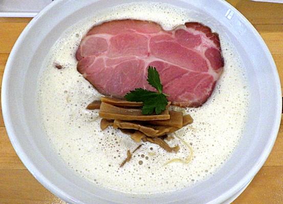 丸山製麺所 鶏らーめん 鶏白湯