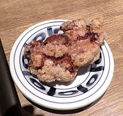 麺と心 7 唐揚げ(2020年3月)