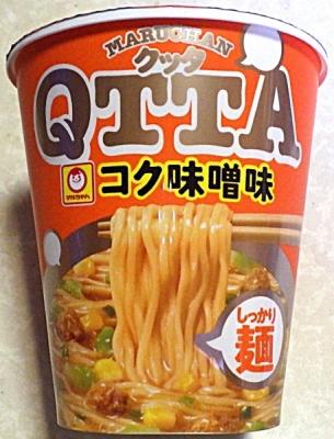 3/22発売 QTTA コク味噌味
