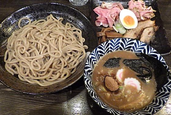 綿麺 特濃極太つけ麺TOKYO