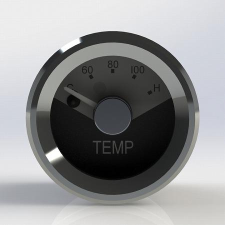 Custom 49 Merc Temp