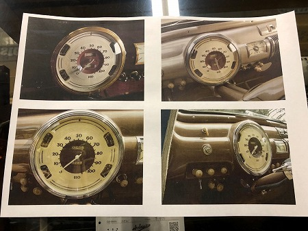 40 Lincoln Custom VHX Day Indicators (21 (14)