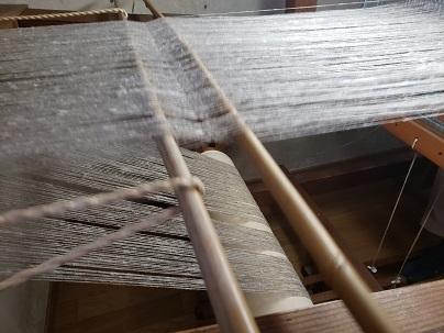 ウールを織る (6)-3