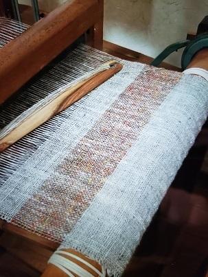 紡ぎ糸ー5