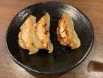 肉汁餃子(3個)@品川製麺所新宿2丁目店