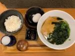 朝うどん定食@本町製麺所天地下鉄新大阪店