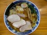 焼豚ワンタン麺@とら食堂