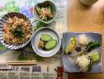 炊き込みご飯など@音威子府TOKYO