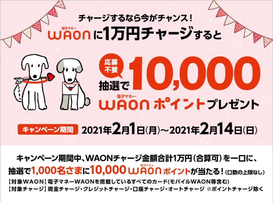Screenshot_2021-02-02 電子マネーWAONチャージキャンペーン 電子マネー WAON [ワオン] 公式サイト