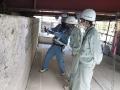 大分工業高校土木科のインターンシップを実施しました。