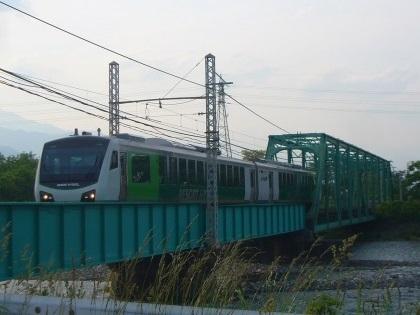 穂高川橋梁01