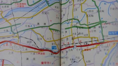 徳島鴨島線01
