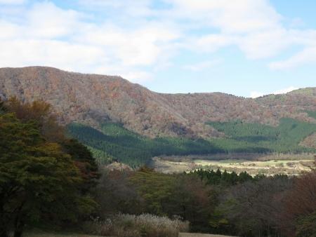 外輪山紅葉 VC20201113