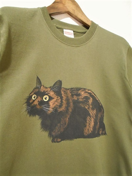 手描きTシャツ アーバス