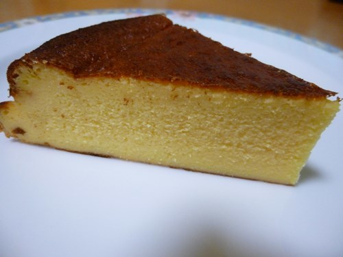 2020.12.27のチーズケーキ