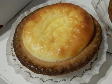 きのとやのチーズケーキタルト BAKE (6)