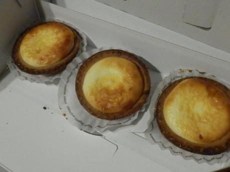 きのとやのチーズケーキタルト BAKE (5)