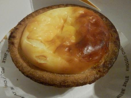 きのとやのチーズケーキタルト BAKE (4)