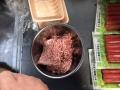 ハンバーグ挽肉