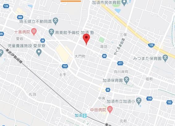 子亀 地図