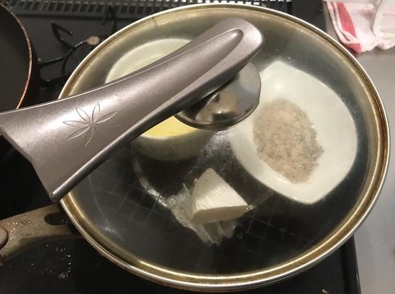オリーブオイル薫製