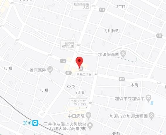 中央食堂 地図