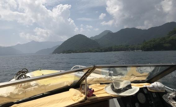 中禅寺湖ボート02