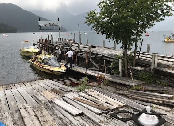 中禅寺湖ボート01