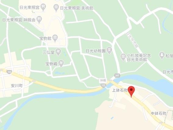 和み茶屋 地図