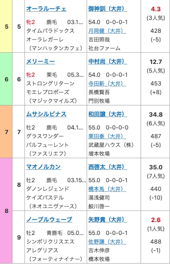 競走馬02