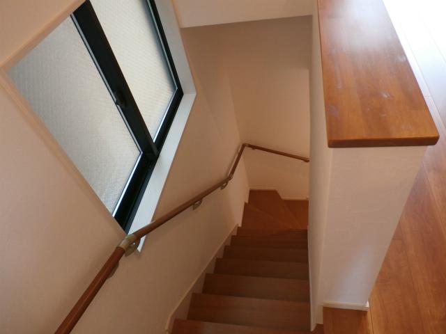 材木町階段部