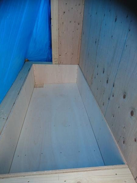 S陸屋根玄関庇 (1)