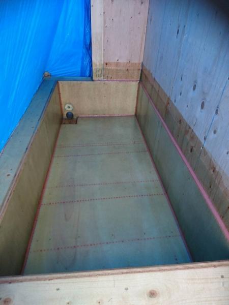 S陸屋根玄関庇 (3)
