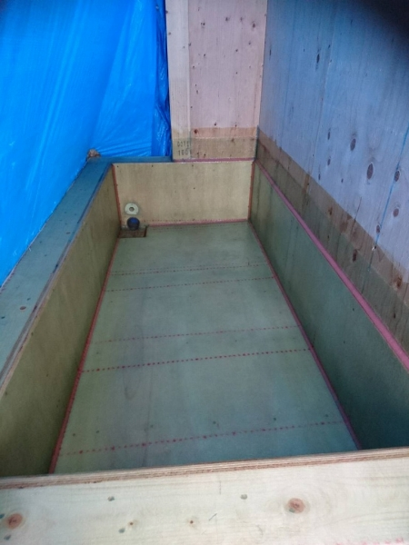 S陸屋根玄関庇 (4)