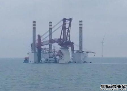 SEP起重機船浸水事故-01