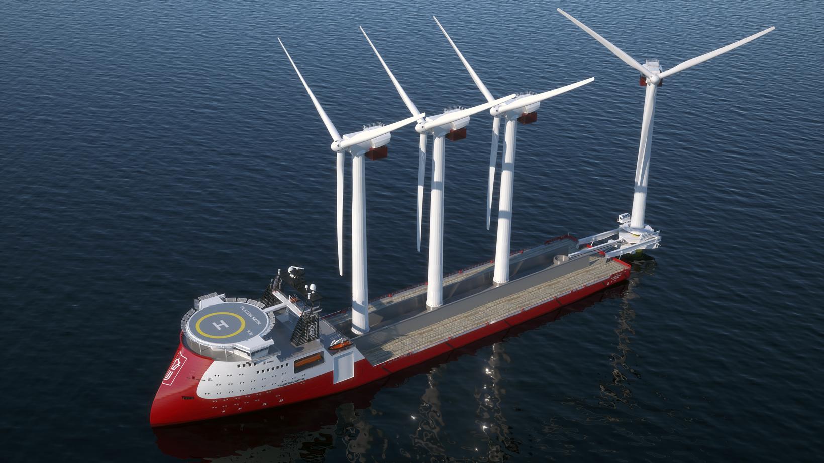 洋上風車設置船不足-22