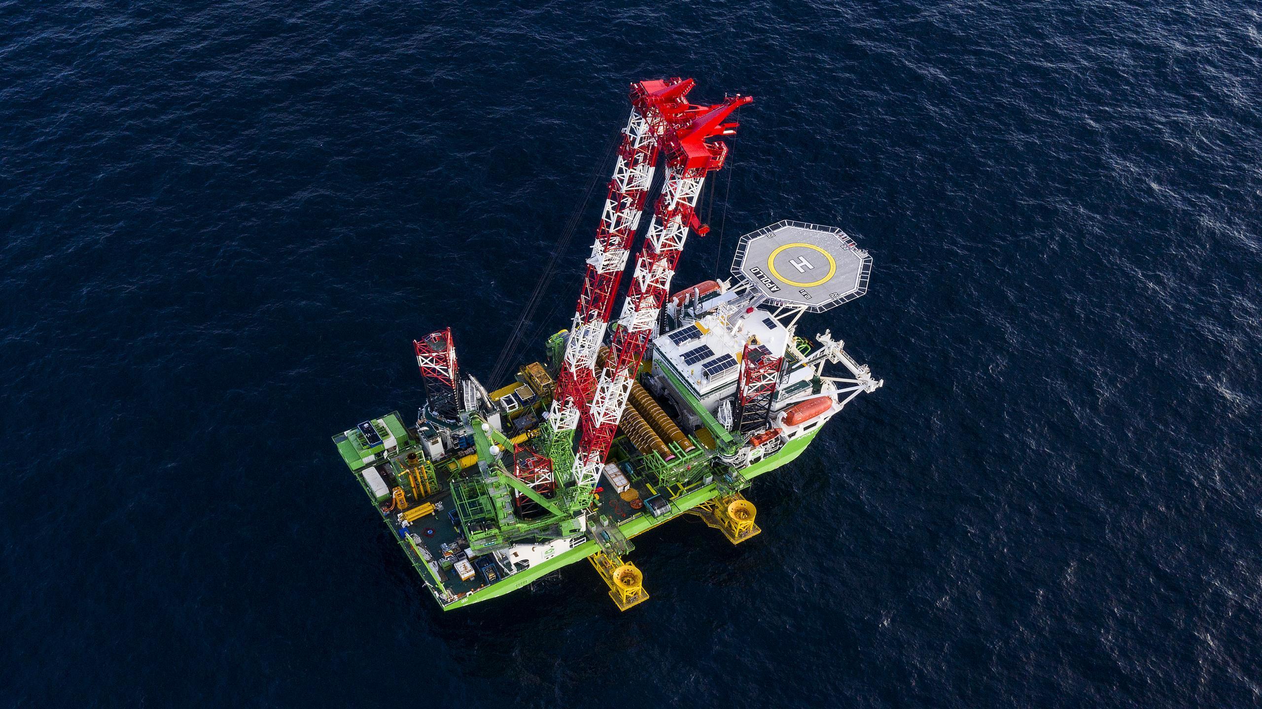 五洋建設DEMEと合弁会社設立-11